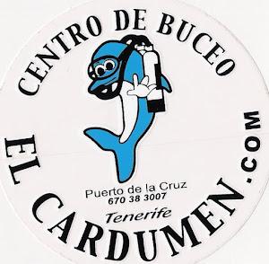 Centro de buceo el Cardumen.