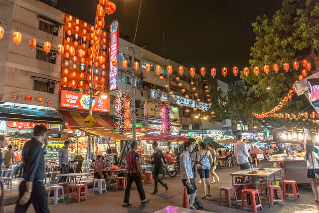 Foot Street Kuala Lumpur