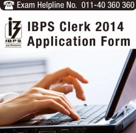 IBPS Clerk 2014