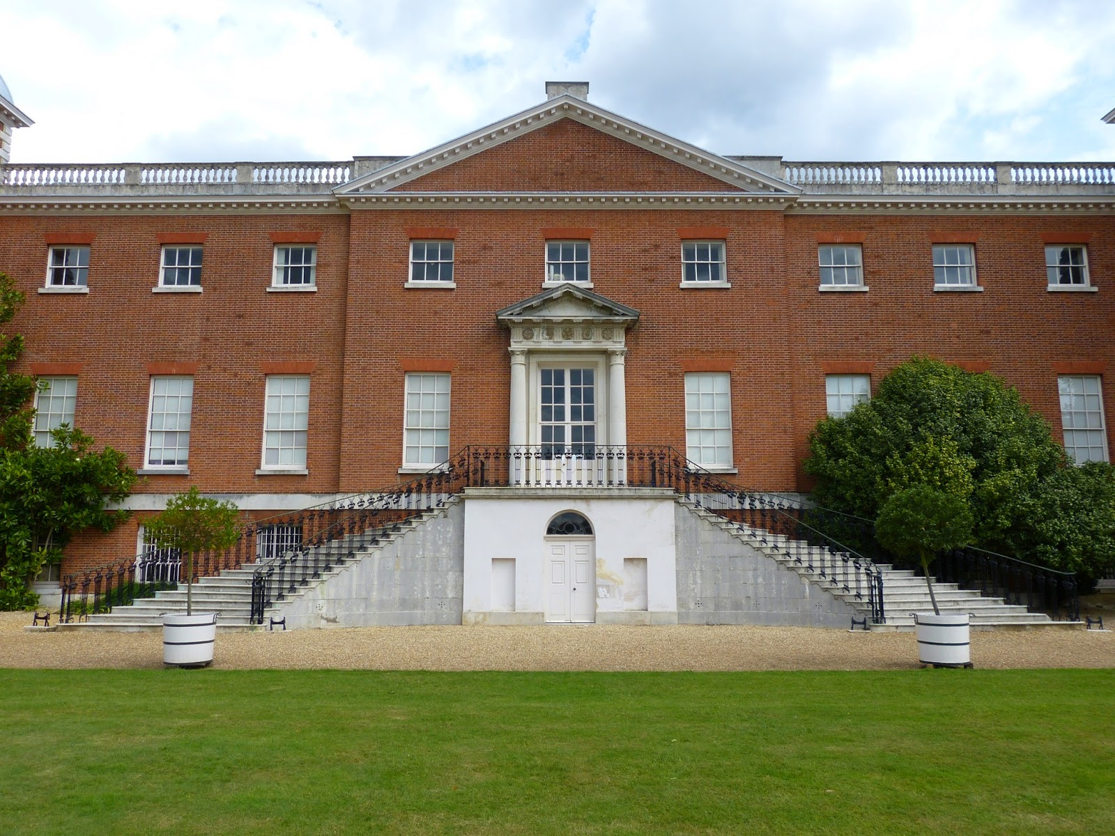 Osterley Park from the gardens
