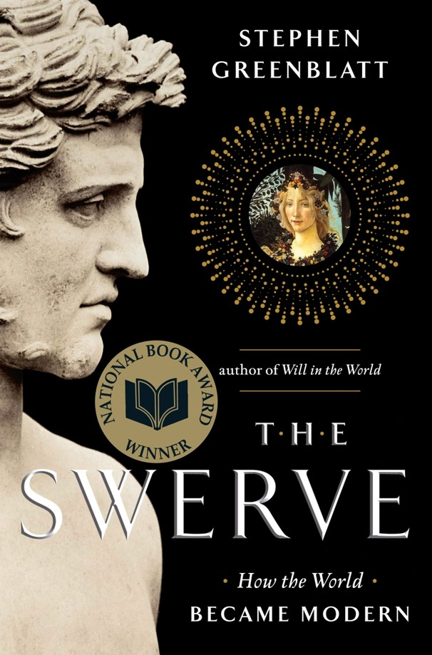 book review the swerve Find helpful customer reviews and review ratings for the swerve: how the world became modern at amazoncom read honest and unbiased product reviews from our users.
