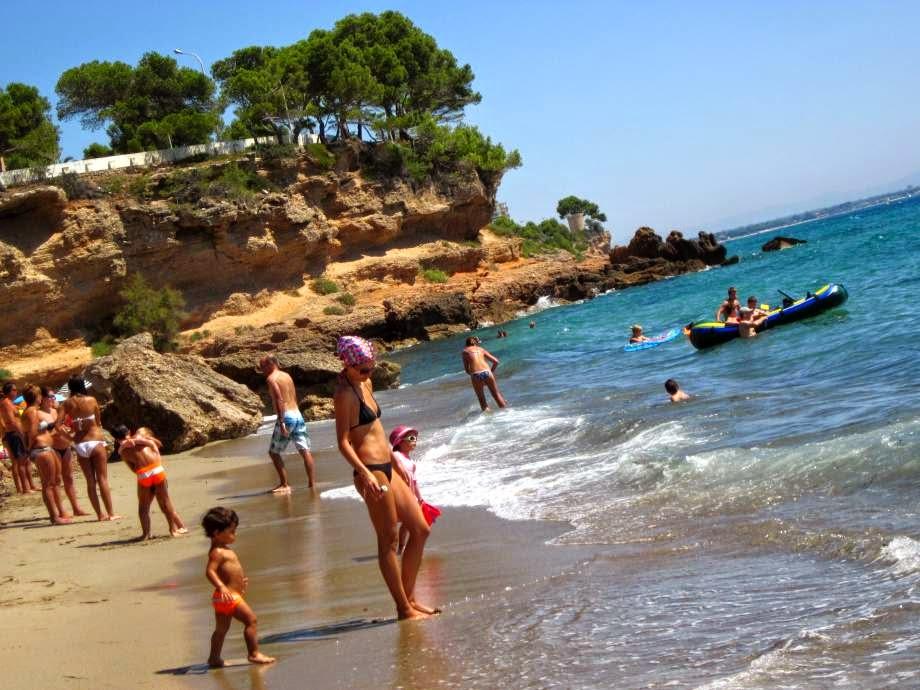 Miami Playa in Tarragona