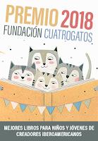 LOS 20 LIBROS FAVORITOS DE LA  FUNDACIÓN CUATROGATOS 2018