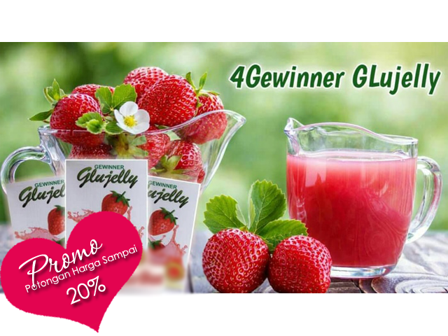 Glujelly  Forgewinner Drink