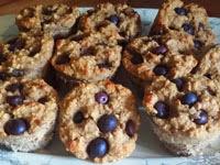 protein muffins recipe