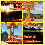 Mirante Municipal São José - Antonio Martins/RN