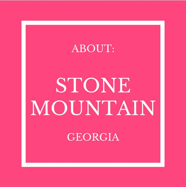 What Is For Sale In Stone Mountain