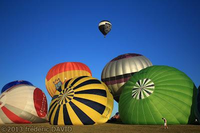 ballons montgolfières chambley mondial air ballon 2013 Lorraine