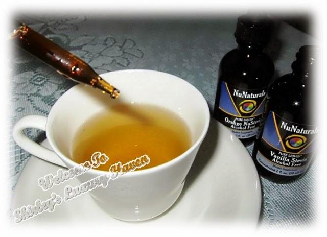 nunaturals pure liquid vanilla alcohol free stevia review
