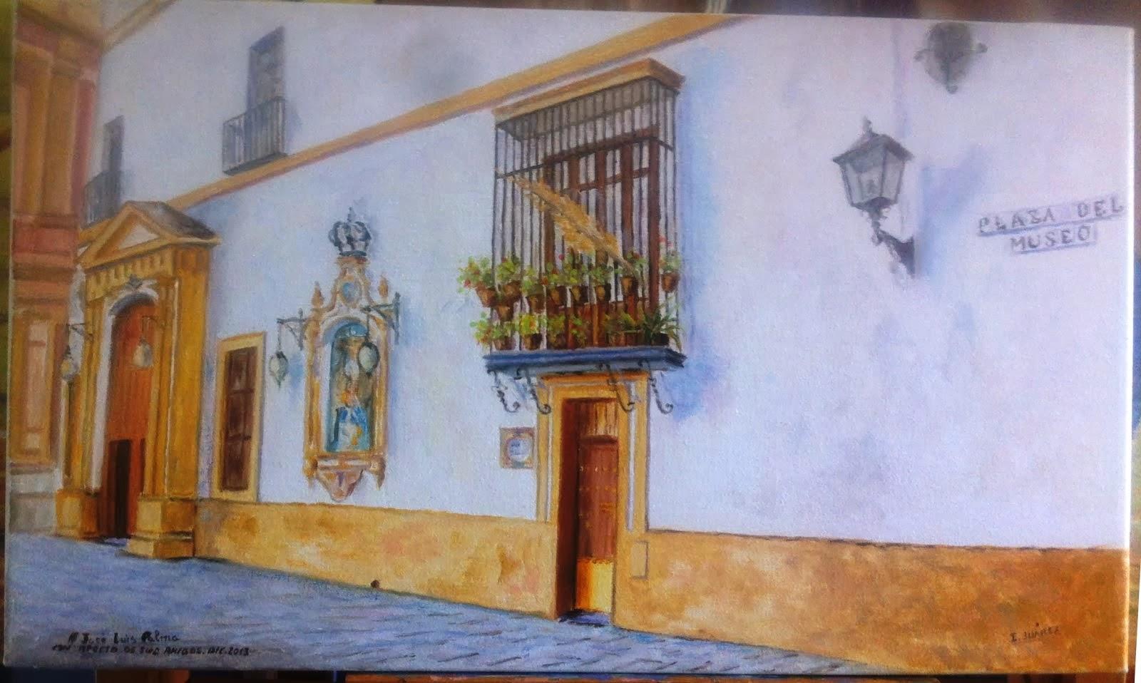 Sevilla. Iglesia del Museo