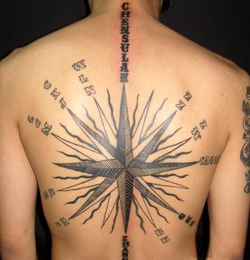 great tattoo star