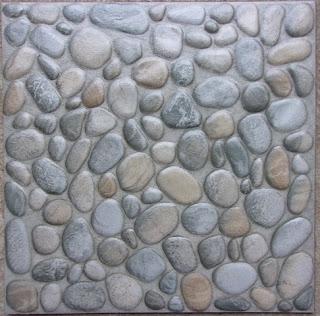 Keramik Dinding Motif Batu Alam