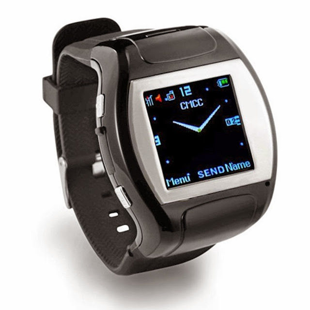 Smart and Innovative Gadget Watches (15) 8