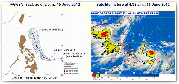 June 2012 Bagyong Butchoy Update