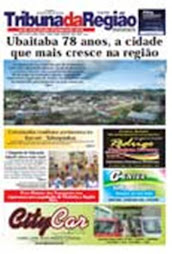 JORNAL TRIBUNA DA REGIO IMPRESSO!