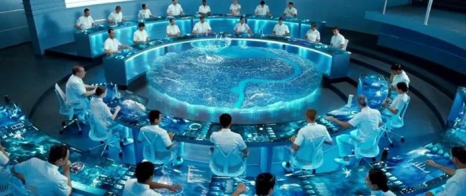 The hunger games france un aper u de l 39 ar ne depuis la for Pool design reactor
