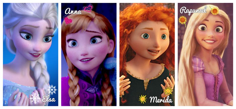 Show de Valiente / Brave Disney / Espéctaculo de la princesa Mérida