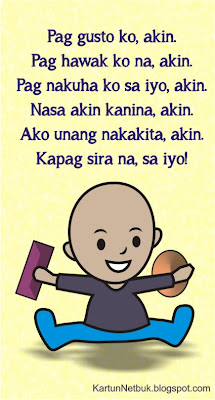 toddler rule tagalog
