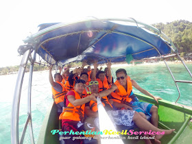 Pakej Pelajar Pulau Perhentian 2018