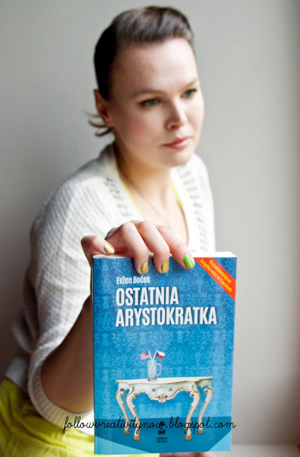 'OSTATNIA ARYSTOKRATKA' EVZEN BOCEK