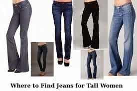 Best-jeans-for-tall-women