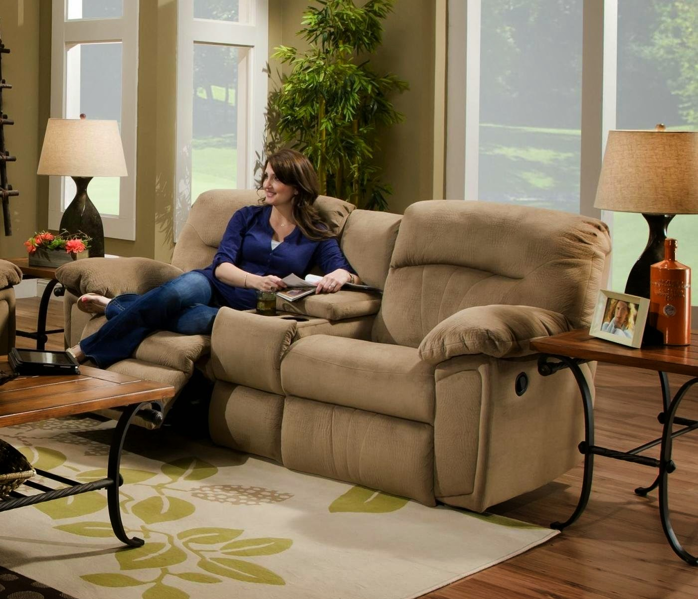 The Best Home Furnishings Reclining Sofa Reviews: Southern Motion Reclining Furniture  Reviews