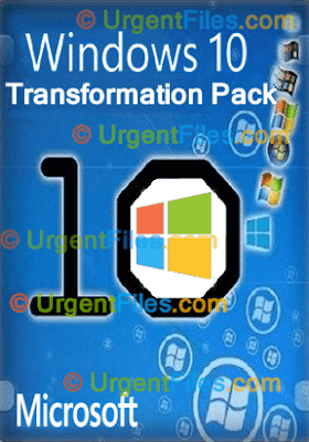 Windows 10 Transformation Pack Cover
