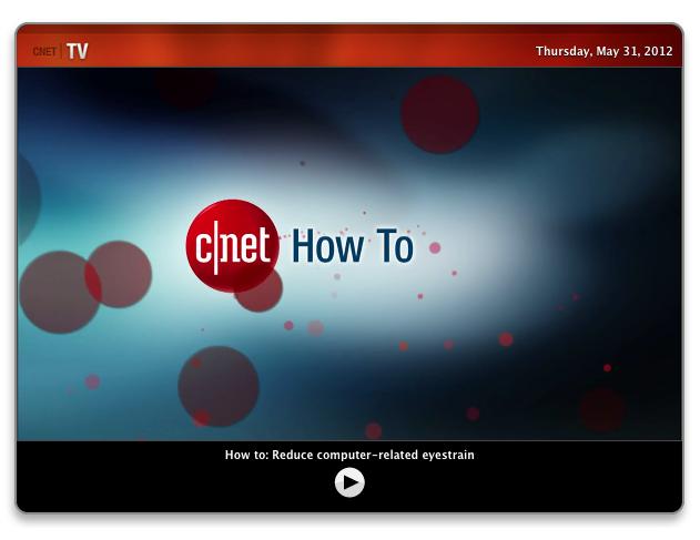 C|NET TV