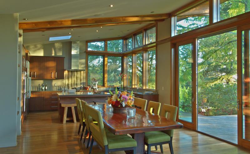 Prefabricated Home Portland Oregon Modern Prefab