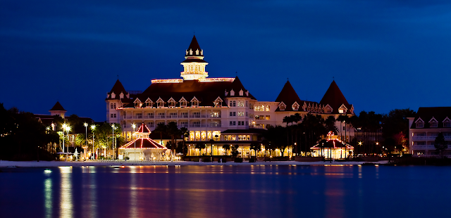 Hotel Disney's Grand Floridian Resort & Spa em Orlando