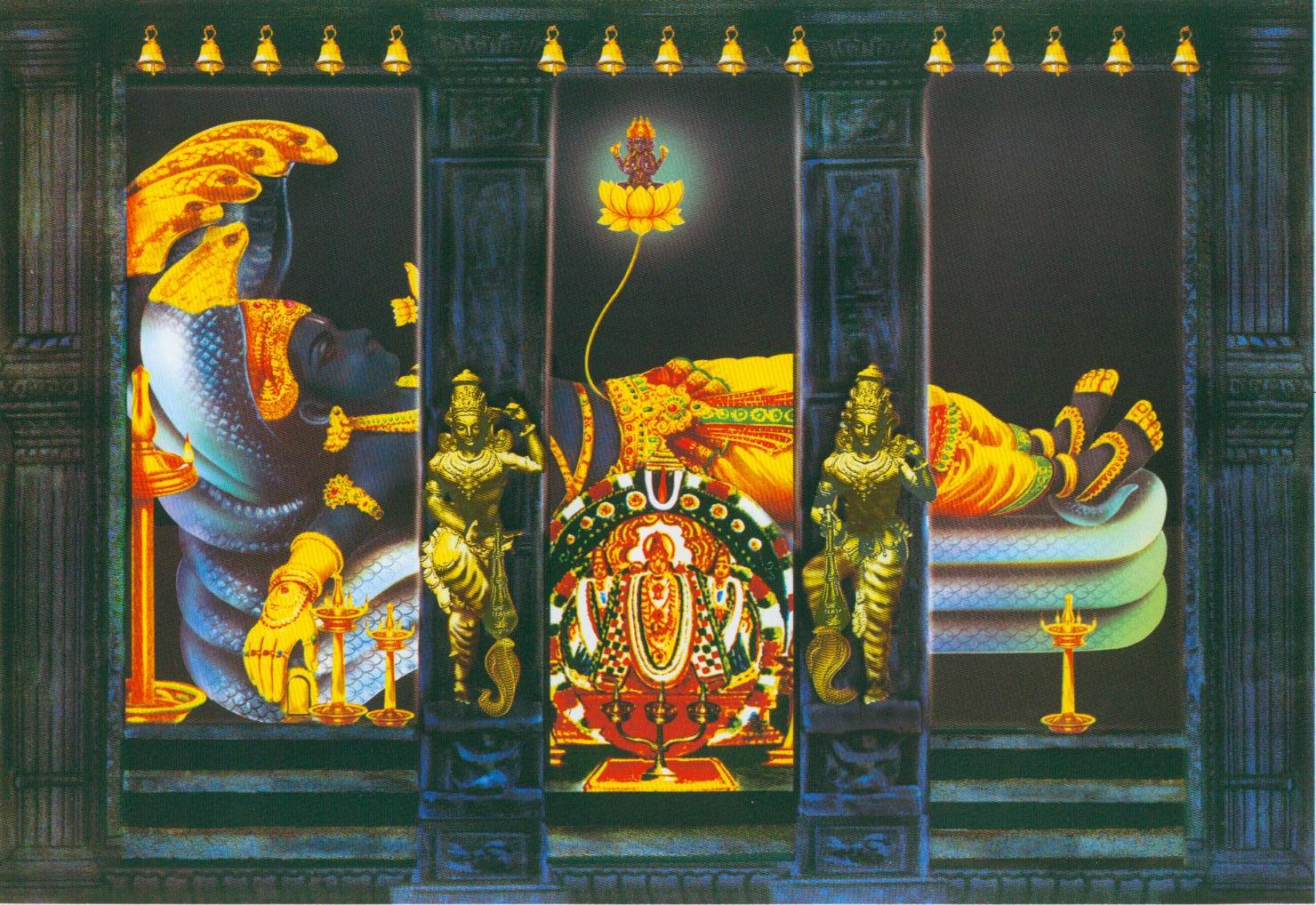 Sree padmanabhaswamy temple historical significance and photo gallery