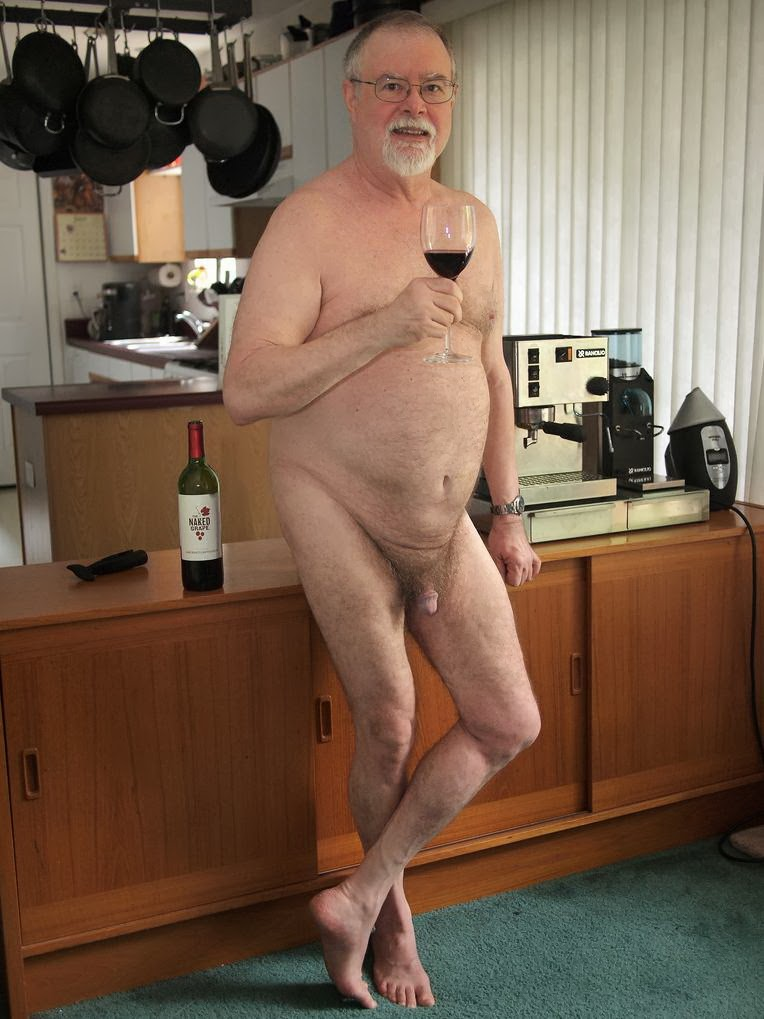 gay silver dad - hot nude