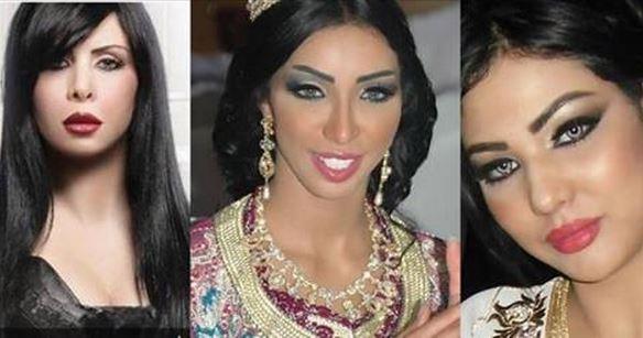 هادو هوما الفنانات المغربيات لي دارو عمليات التجميل و هذه هي الاعضاء التي غيروها !!!
