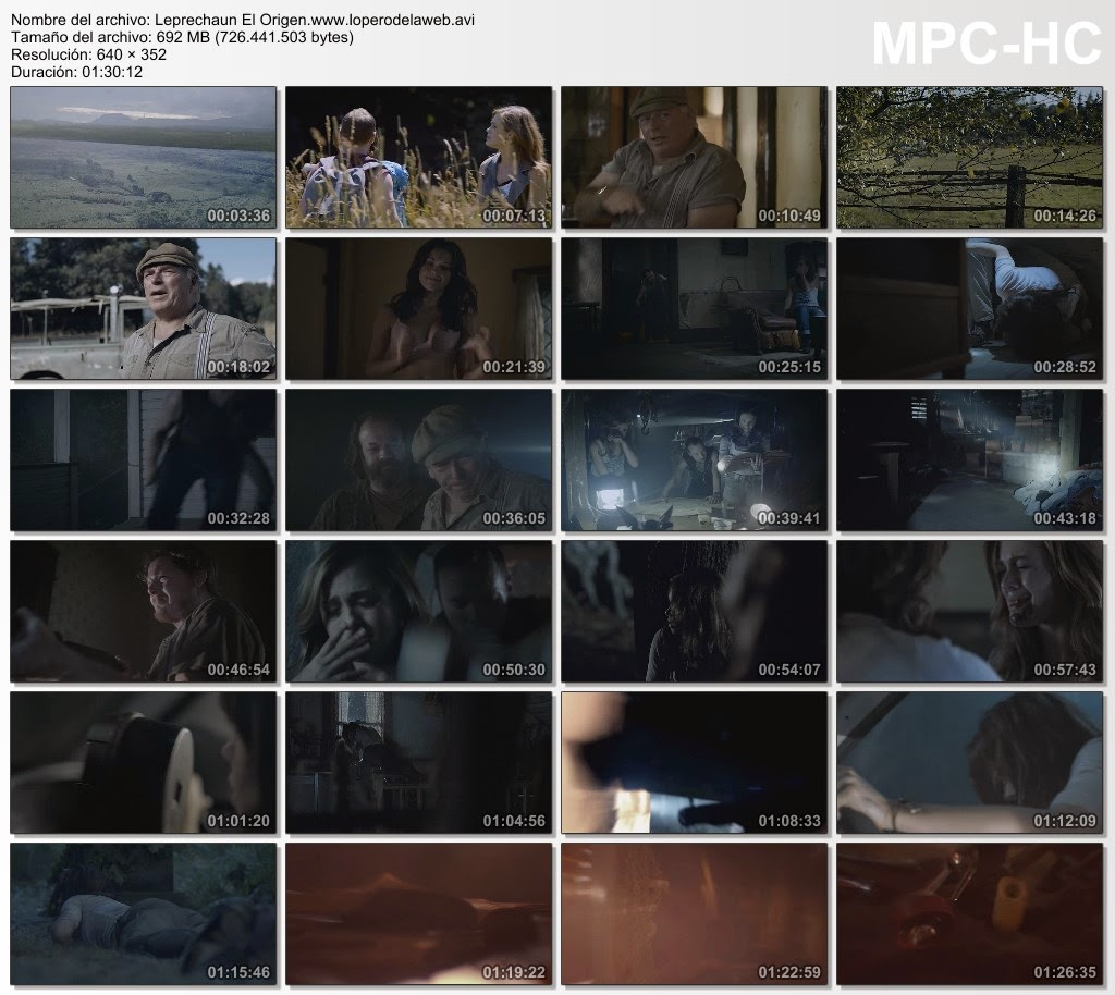 Leprechaun: El origen (2014) DVDRip Latino