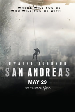 San Andreas (2015) Hindi Dubbed Full Movie