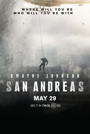 San Andreas (2015) Hindi Dubbed HDCam 350MB