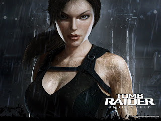 Tomb Raider Mansion Game HD Wallpaper