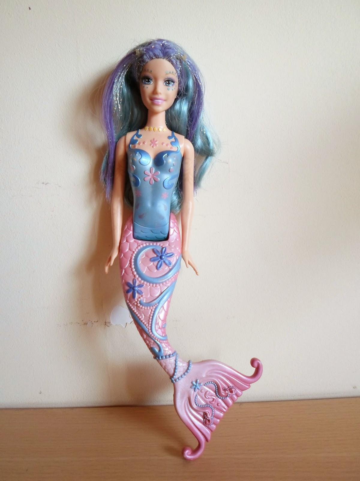 El rincón de mis muñecas: Barbie Nori de la película:Barbie Mermaidia