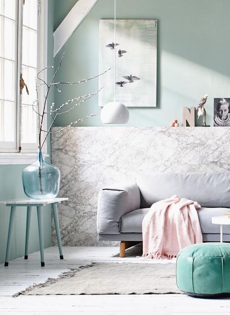 interior with serenity