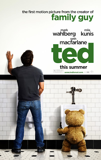 Ted Movie 2012 Poster