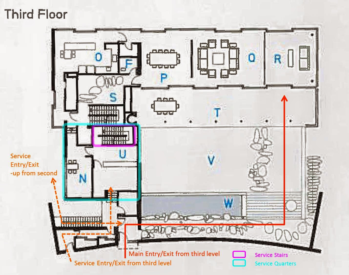 Servant quarter house plan house plan autocad Servant quarters floor plans