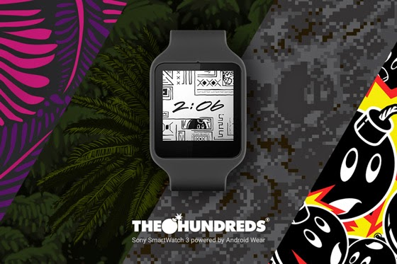 THE HUNDREDS X ANDROID