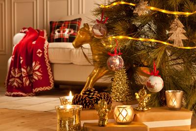 adornos de Navidad 2012 Zara Home