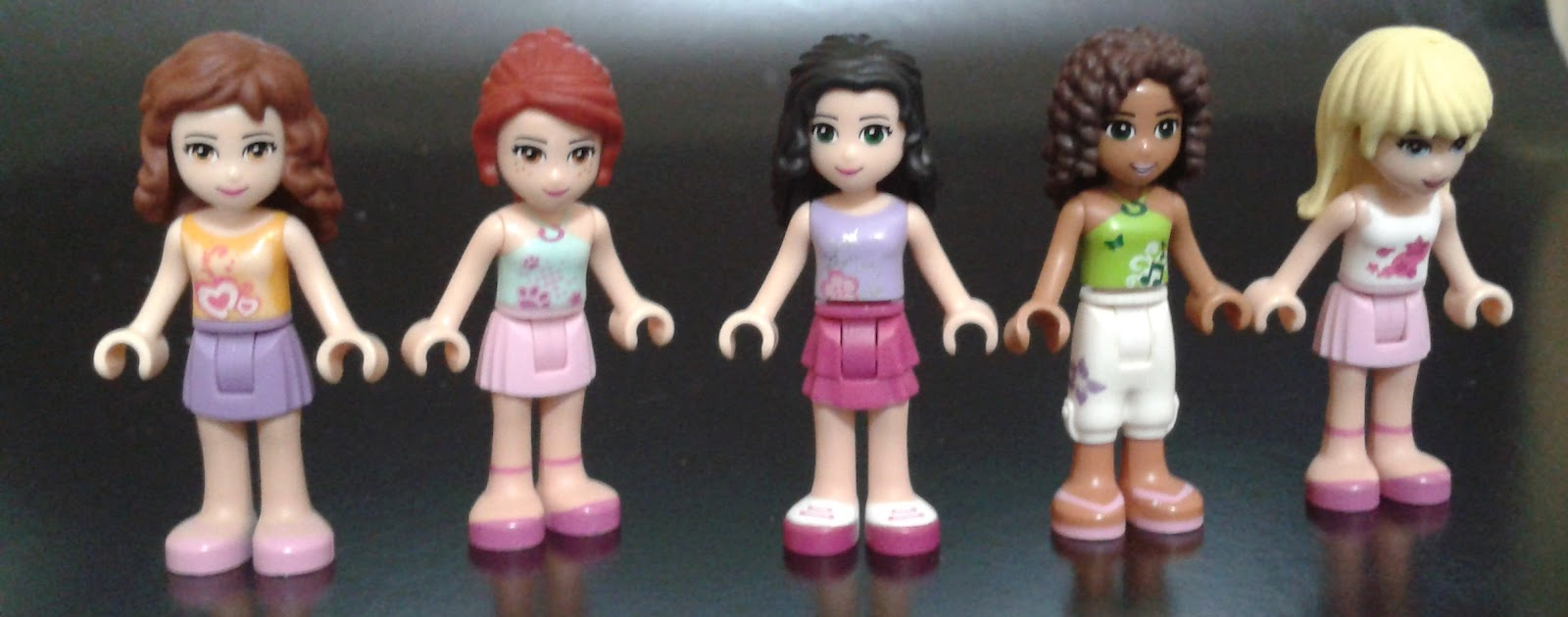 Ace Swan Blog Lego Friends Collection