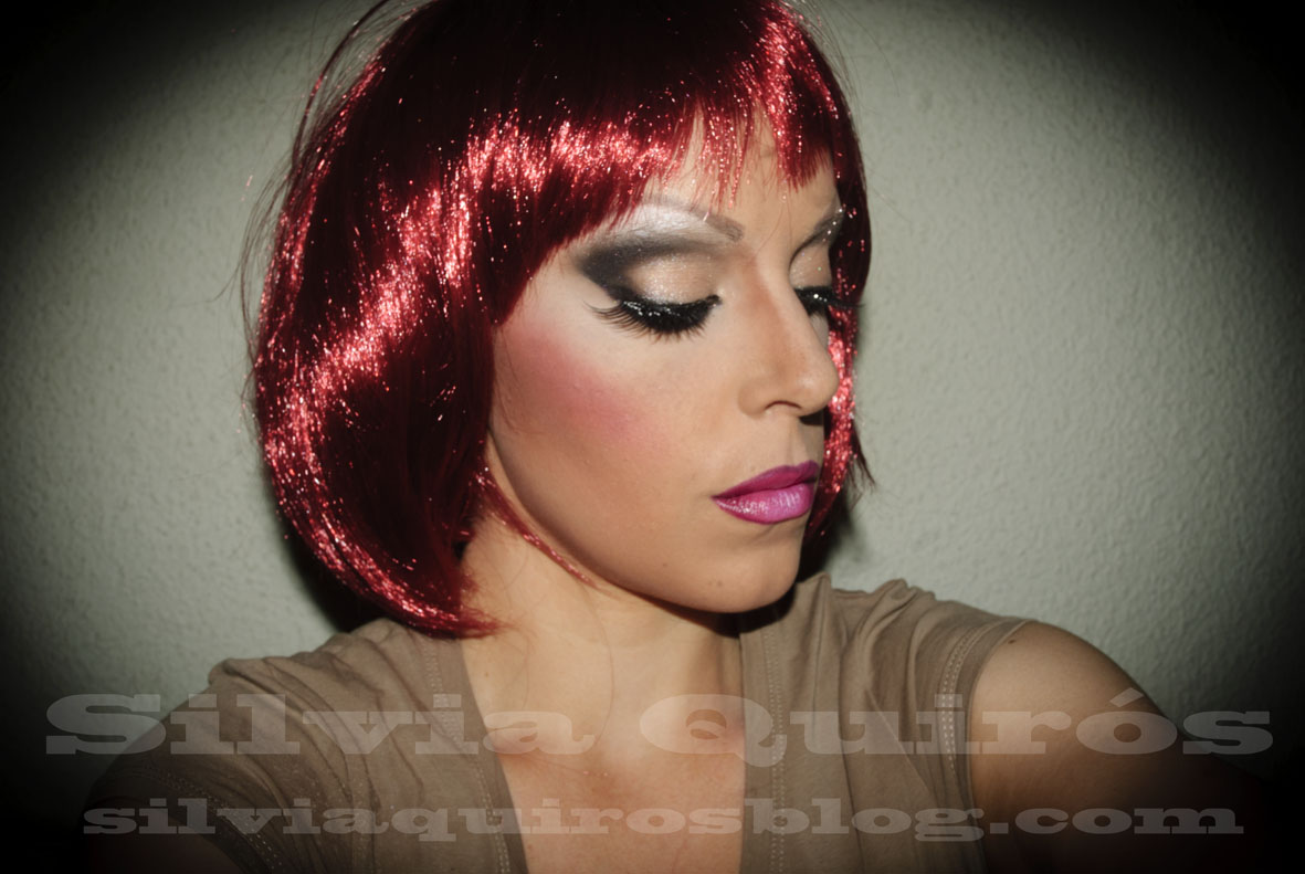 Drag Queen Makeup Kit Maquillaje drag queen, clsico