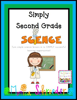 TPT Back to School Best & Most, Simply Second Grade Science, photo