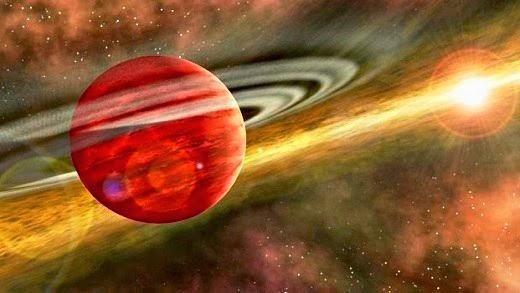 Planeta HD 106906 b