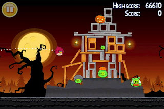 Angry Birds Halloween for iOS available for download