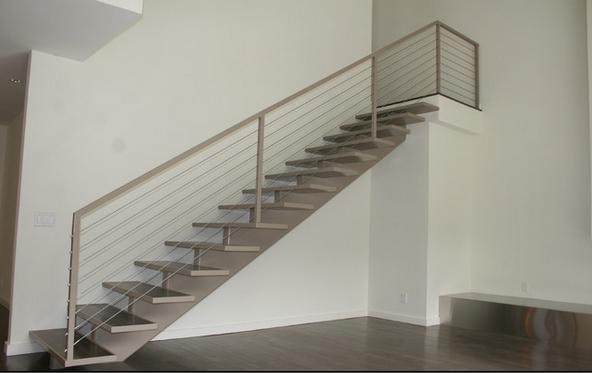 Fotos de escaleras barandas para escaleras de hierro - Barandas para escaleras de hierro ...