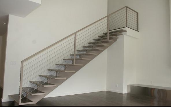 Barandales para escaleras imagui - Barandales modernos para escaleras ...
